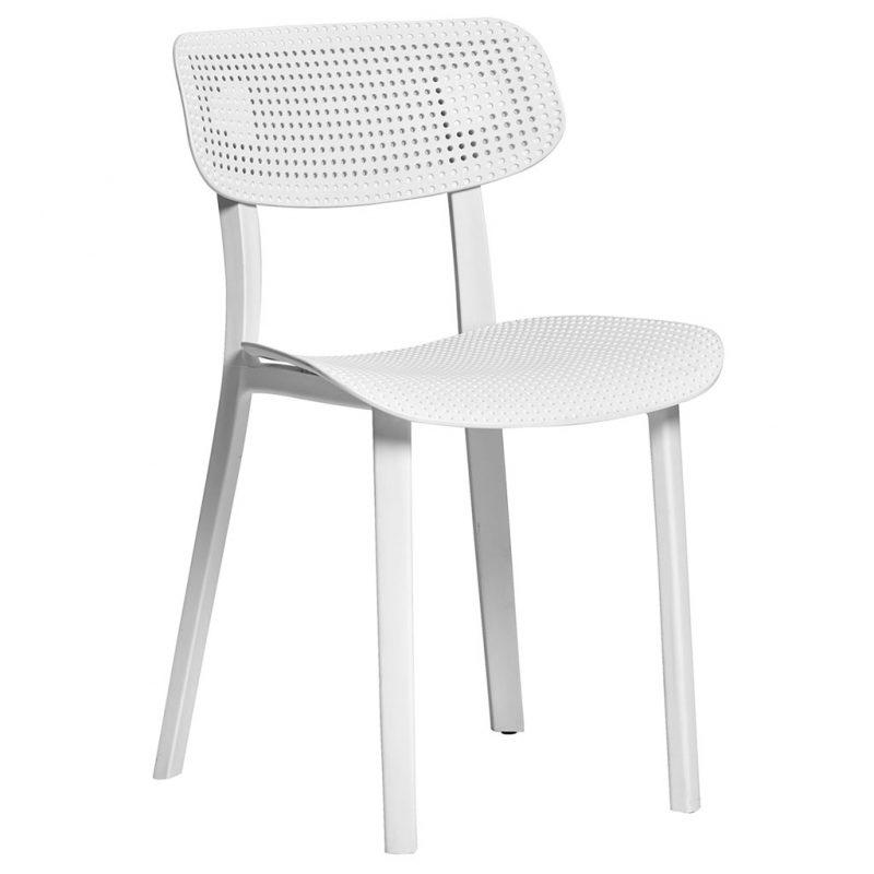 silla eleni blanca