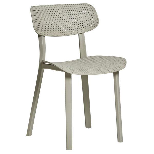 silla eleni gris claro