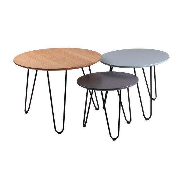 mesa de centro nero
