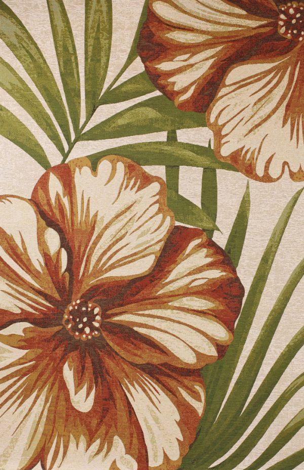 alfombra tropical