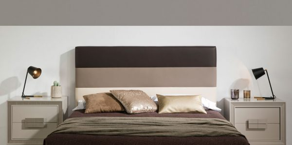 cama tapizada desiree