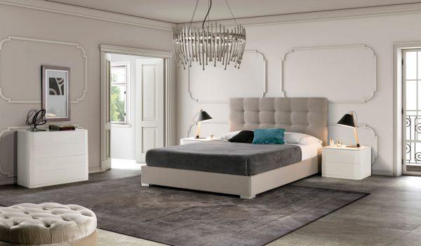 cama de matrimonio belén