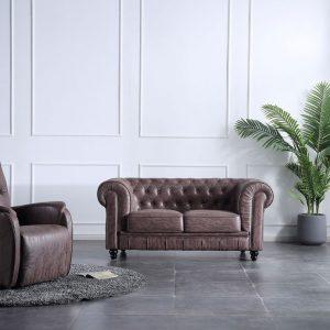 sofa chesterfiel barato